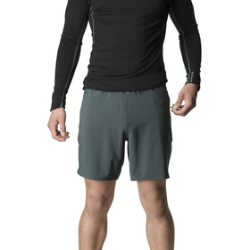Houdini Light Shorts Herr gust green